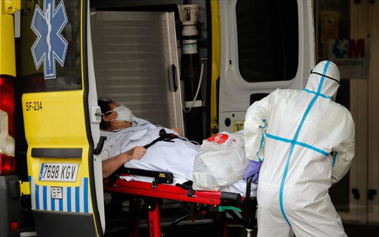 Dünya genelinde koronavirüsten ölenlerin sayısı 130 bini aştı