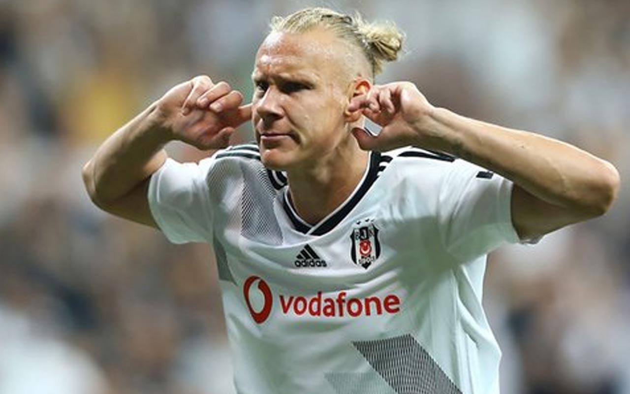 Beşiktaş'ta Domagoj Vida can sıkıyor