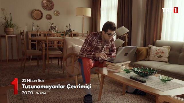 TRT'nin 'Tutunamayanlar' dizisi adını değiştirdi! Bakın yeni adı ne oldu?
