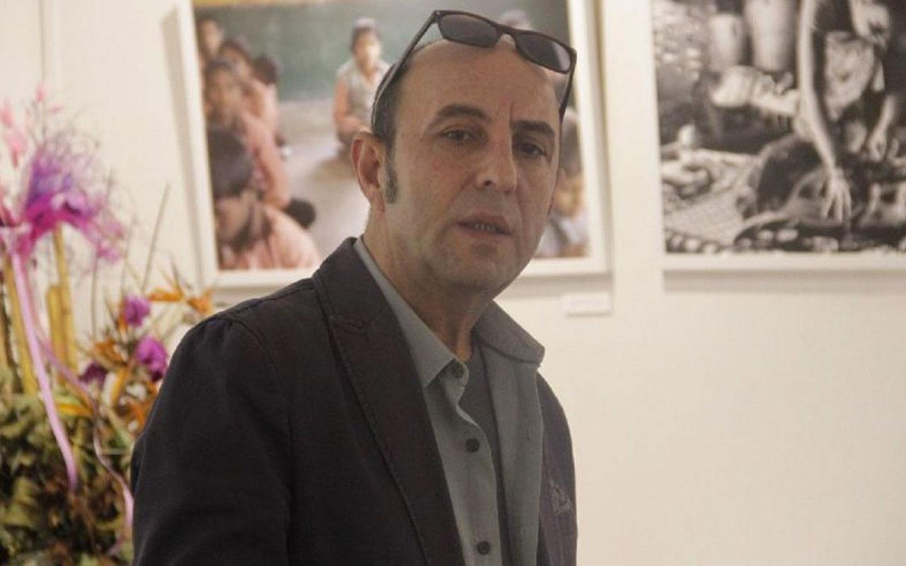 Eski gazeteci Ersin Kalkan'a cinayet gözaltısı