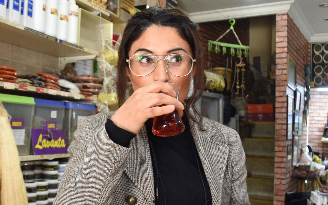 İzmirli ziraat mühendisi hazırladı koronavirüse karşı '4x4 kırmızı çay' önerisi