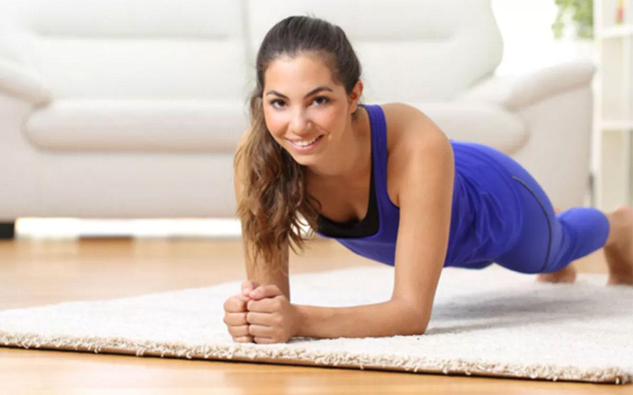 Vücudunuzu forma sokacak 8 hareket 10 dakikanızı buna ayırın