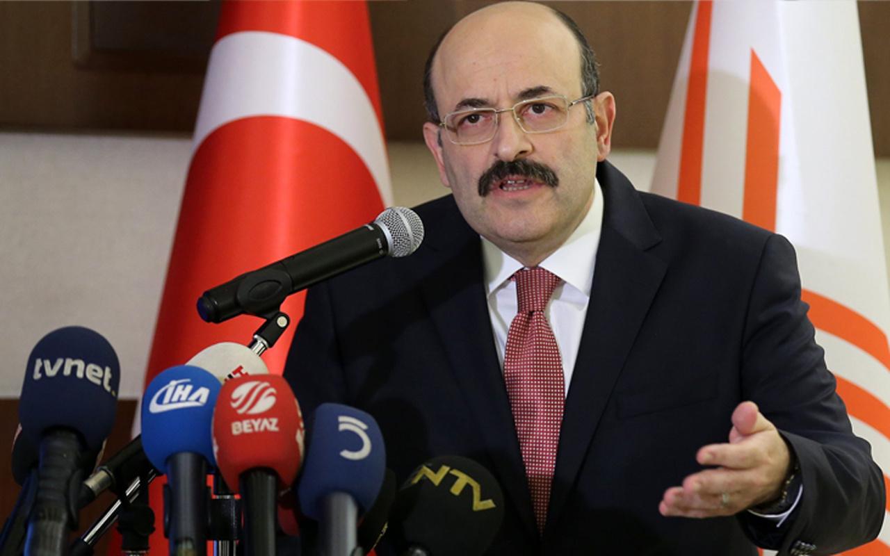 YÖK Başkanı Yekta Saraç'tan dekanlarla yapılan kritik toplantı ile ilgili açıklama
