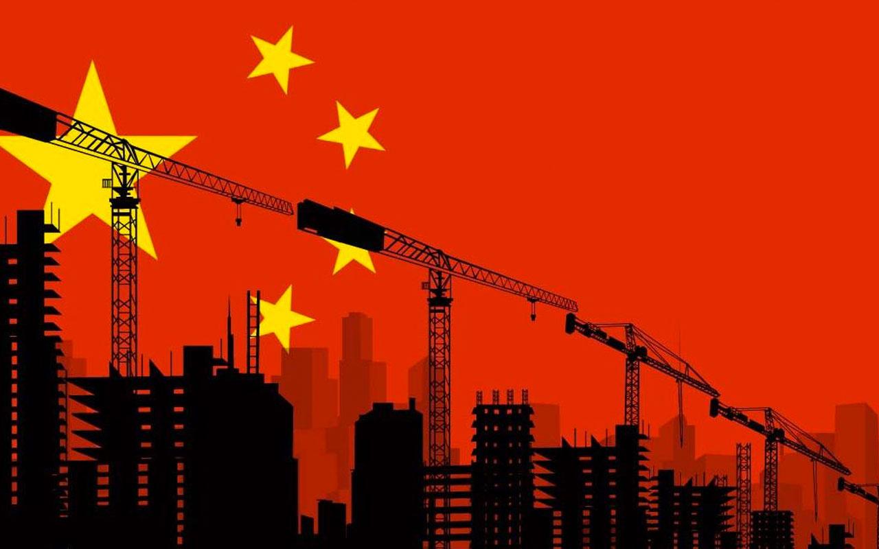 Korona sonrası Çin ekonomisinden tarihi küçülme 28 yıl sonra bir ilk gerçekleşti