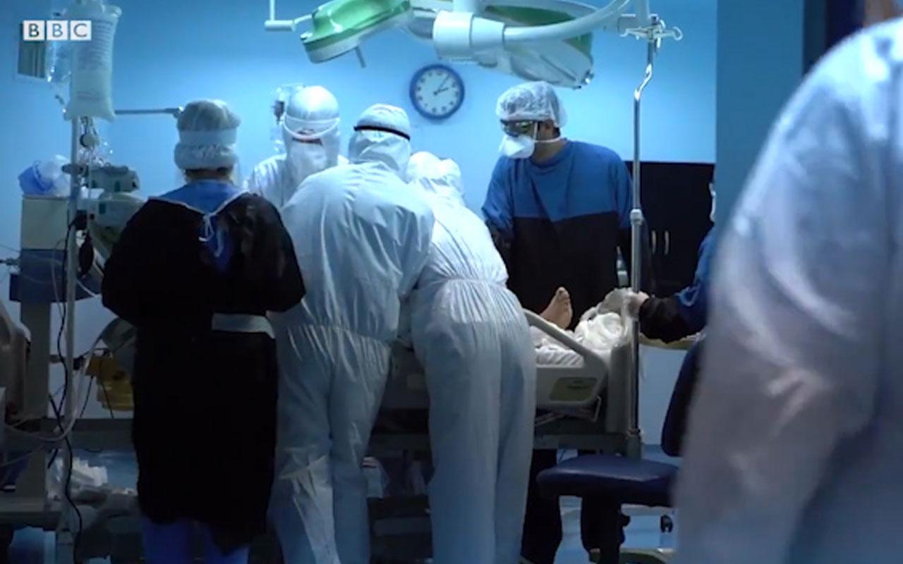 Cerrahpaşa Tıp Fakültesi'nde Covid-19 mücadele! Ölenler ve yaşama tutunanlar