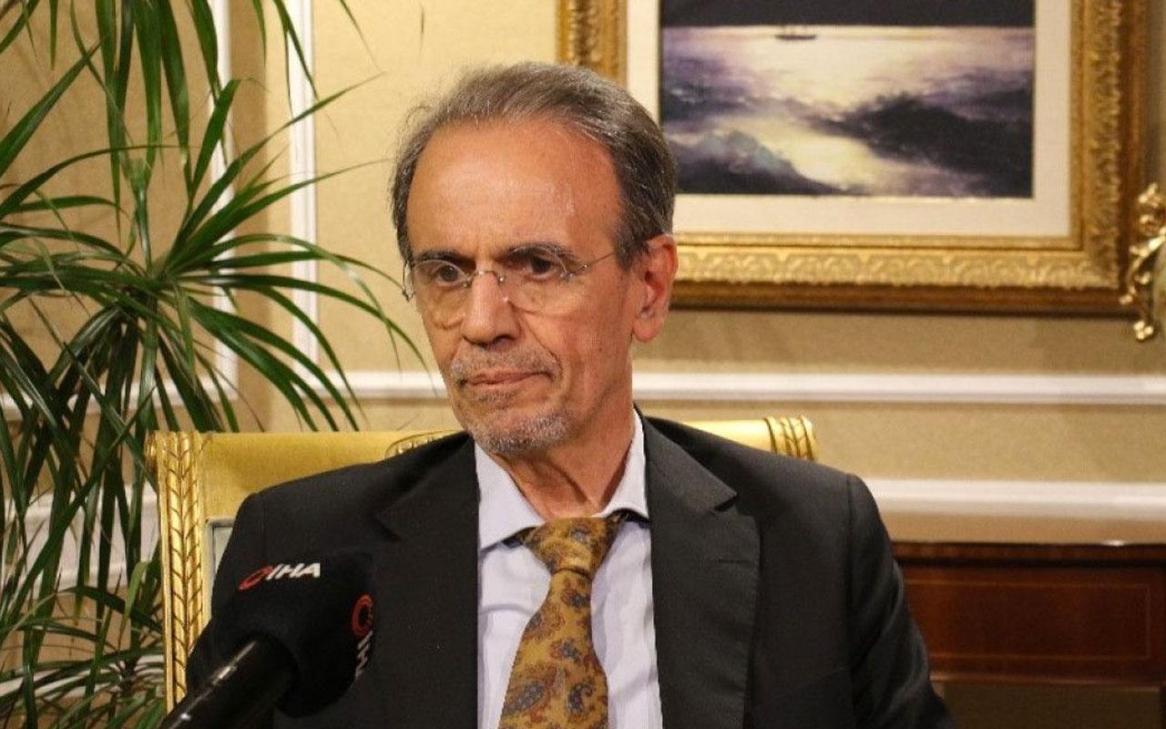Prof. Dr. Mehmet Ceyhan uyardı: Esas oralara dikkat etmek lâzım şimdi