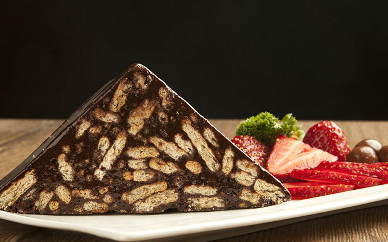 Mozaik pasta nasıl yapılır bisküvili lezzet!