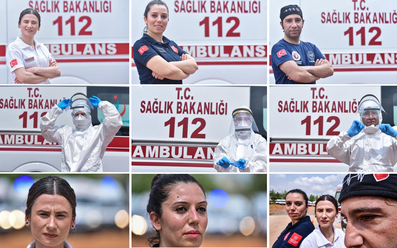 Koronavirüs savaşçısı sağlıkçılar neler yaşıyor! En zoru evde çocuklara sarılamamak