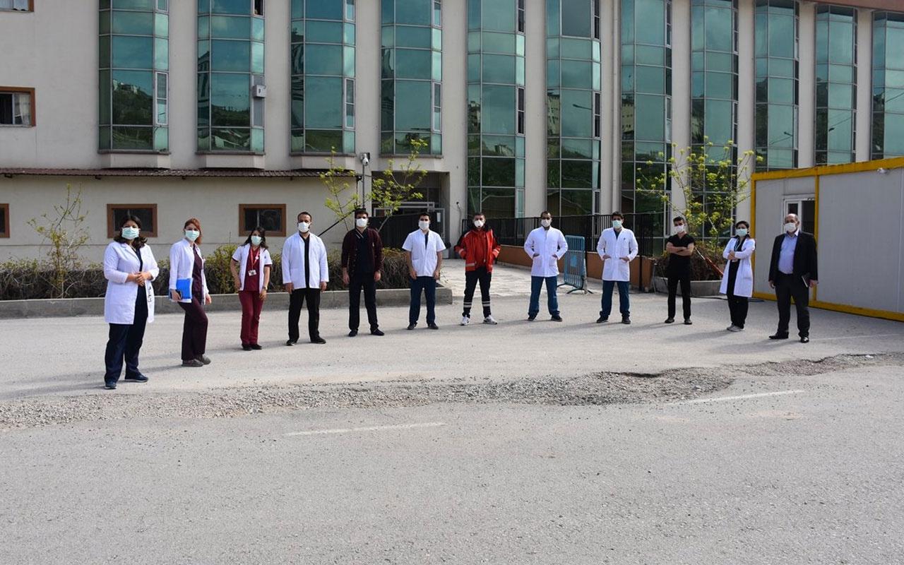 Şırnak'ta 9 kişi koronavirüsü yendi