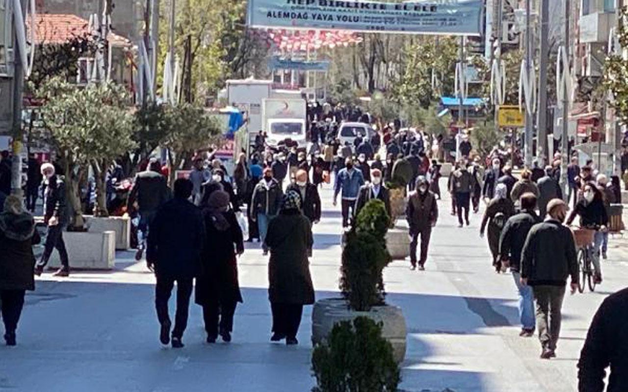 Gaziantep'te sokağa çıkma yasağı bitti mi haftasonu yasak yok mu?