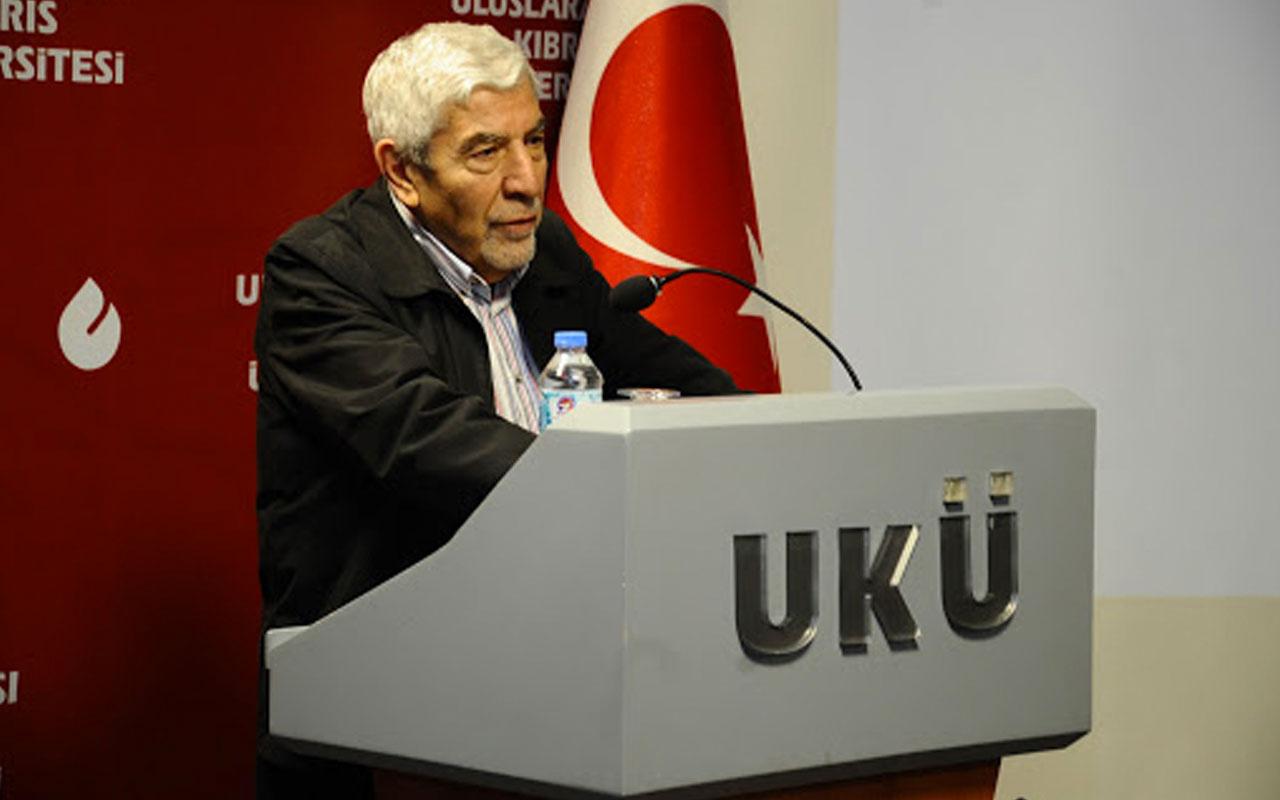Son dakika Prof. Dr. Sedat Tellaoğlu koronavirüs nedeniyle hayatını kaybetti
