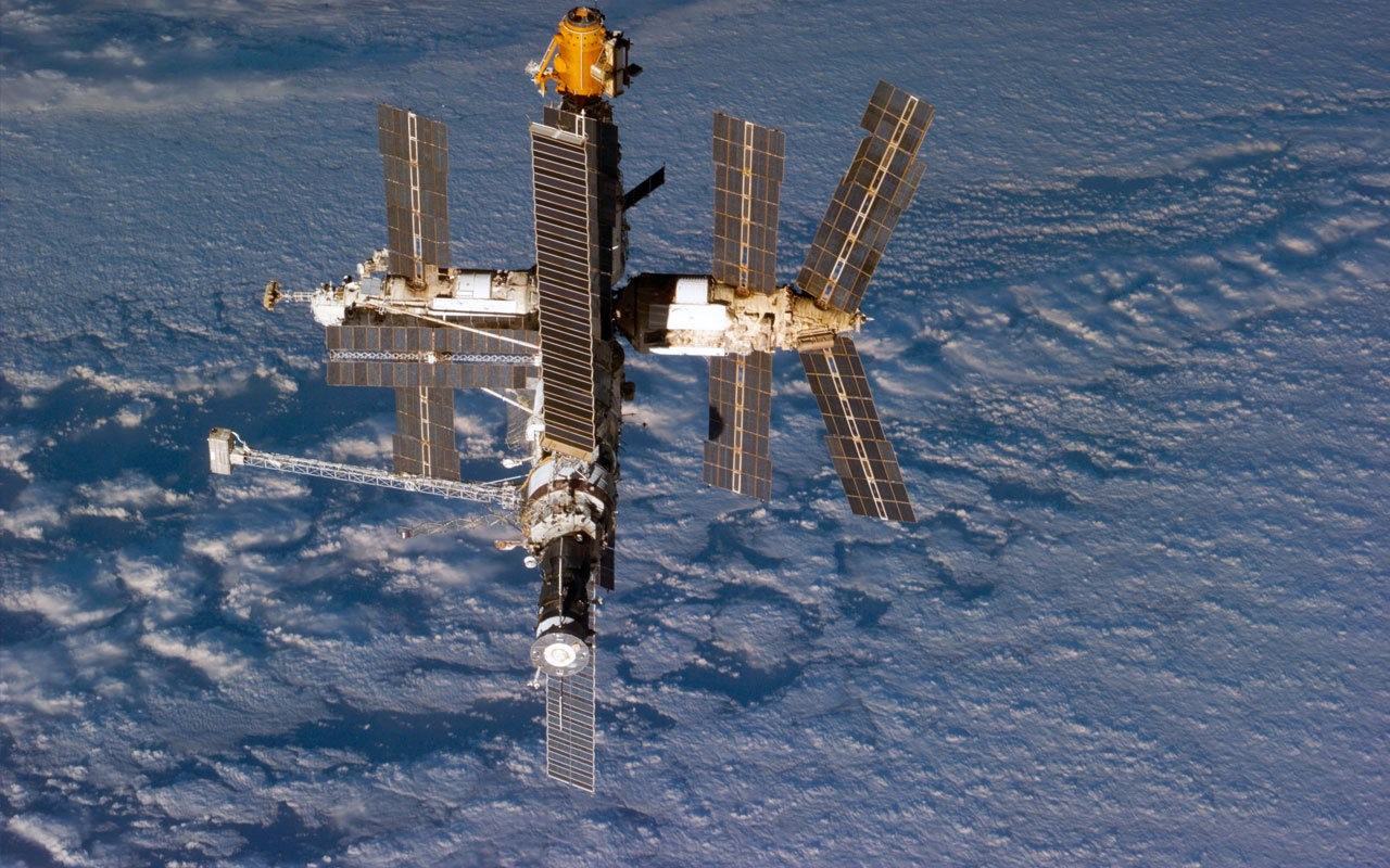 Uzay İstasyonunda koronavirüs şoku yaşanıyor!