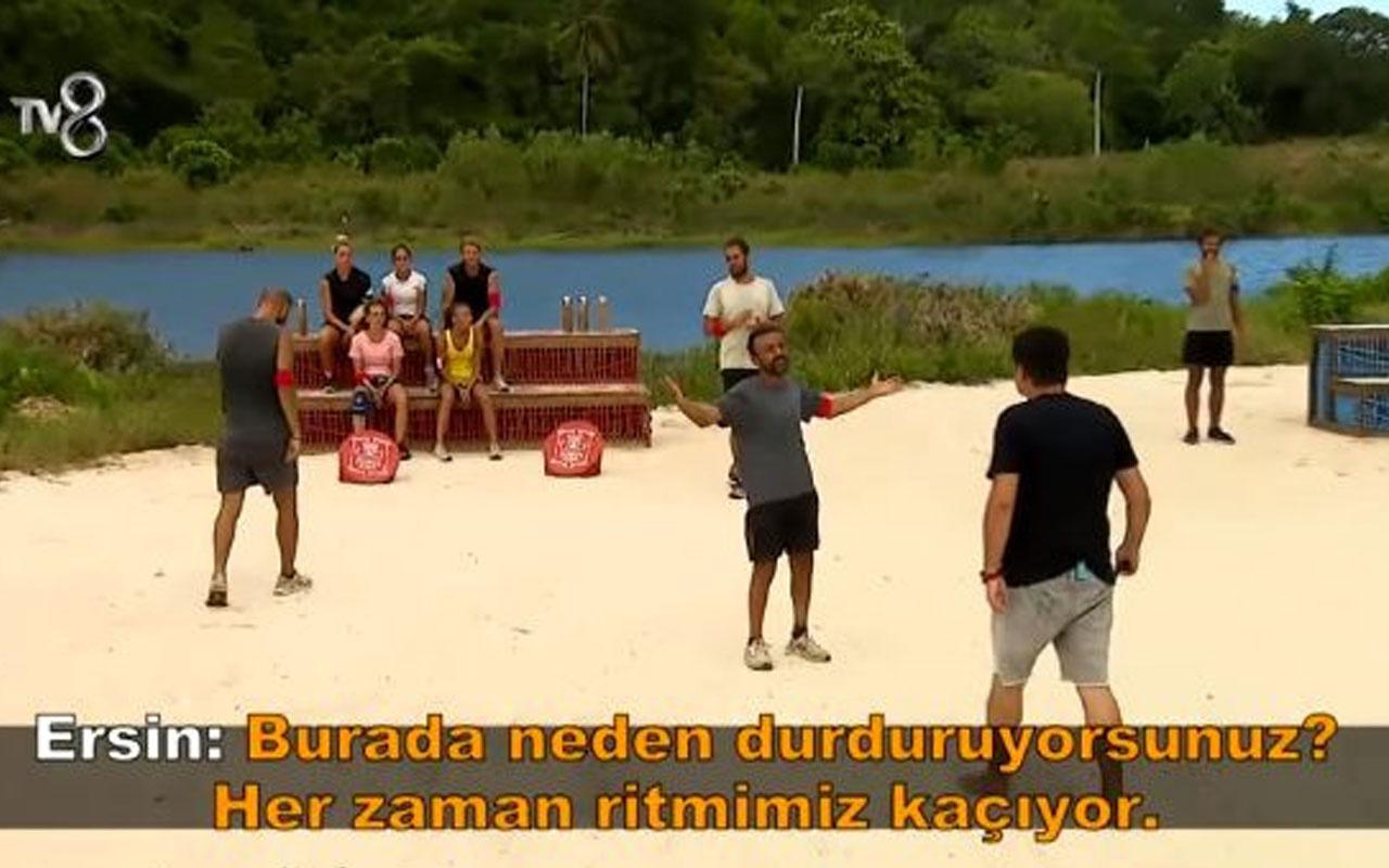 Survivor'da Acun Ilıcalı'yı çıldırttılar: Ünlüler takımına öfke kustu!