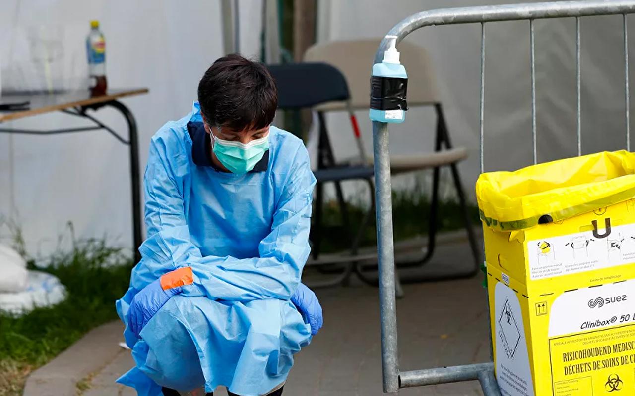 Belçika'da koronavirüs vaka sayısı fırladı! 37 bini geçti