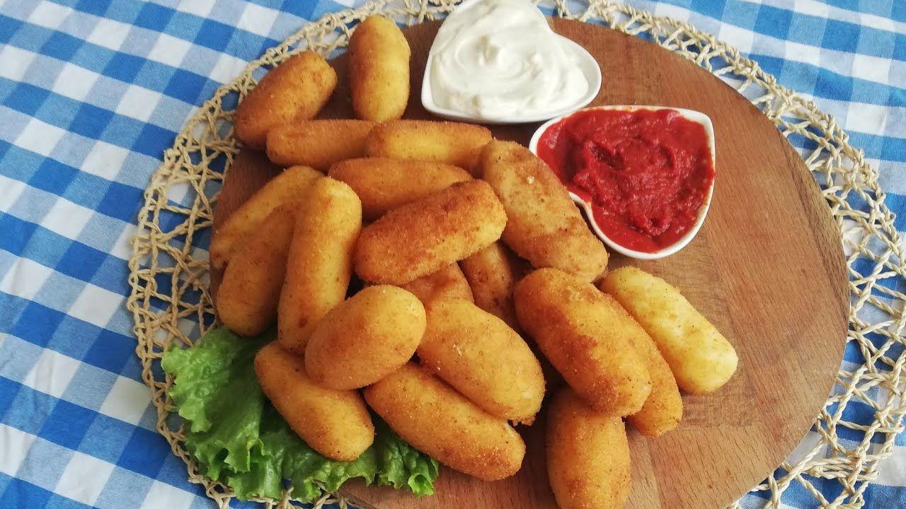 Patates kroket nasıl yapılır püf noktası çıtırlığında!
