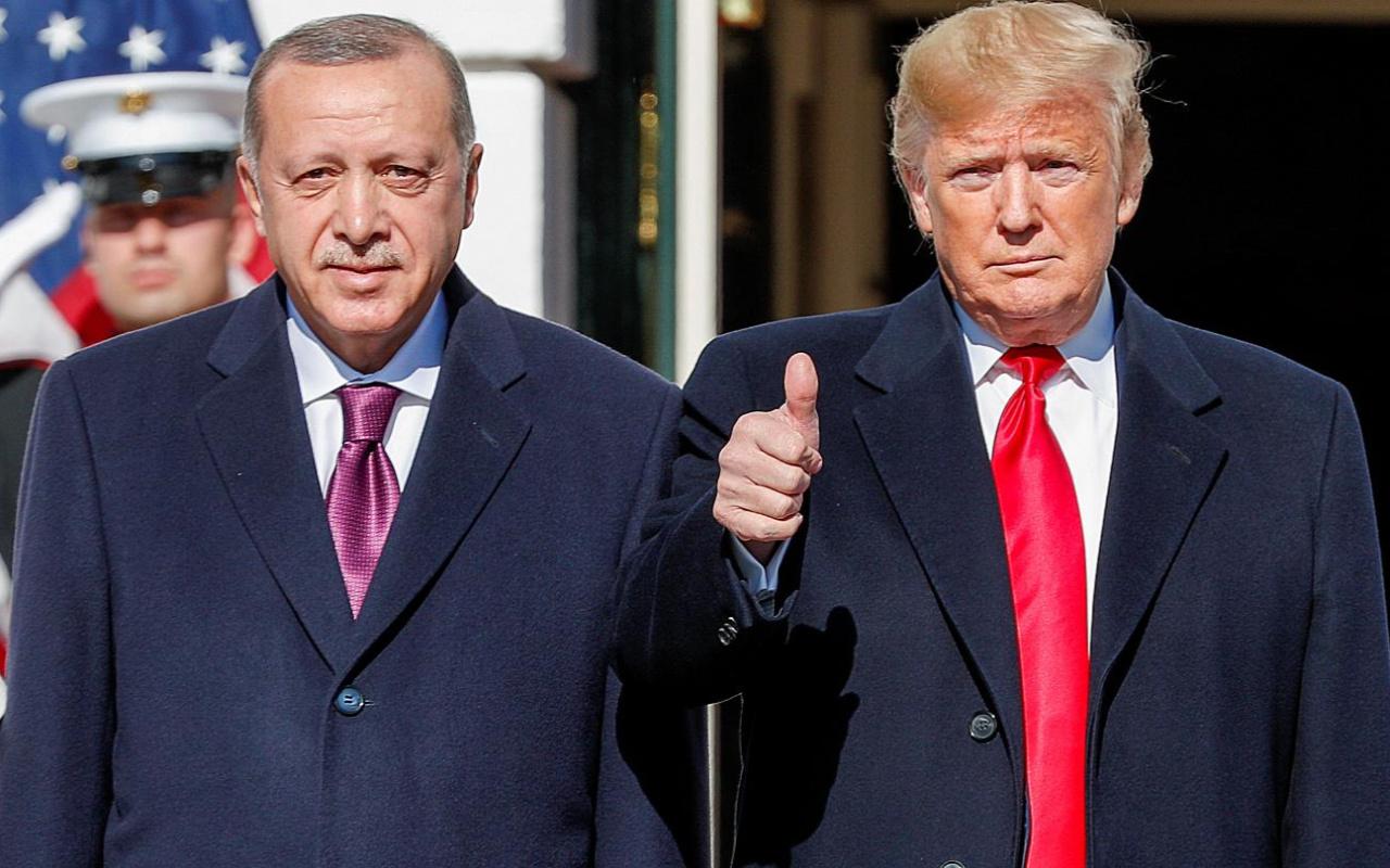 John Bolton: Erdoğan yapmak istediğini Trump'a yaptırdı