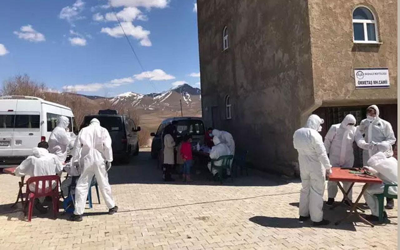 Muhtar köyü yaktı! Koronalı hastaları gizleyince virüs tüm köyü sardı işte son rakam