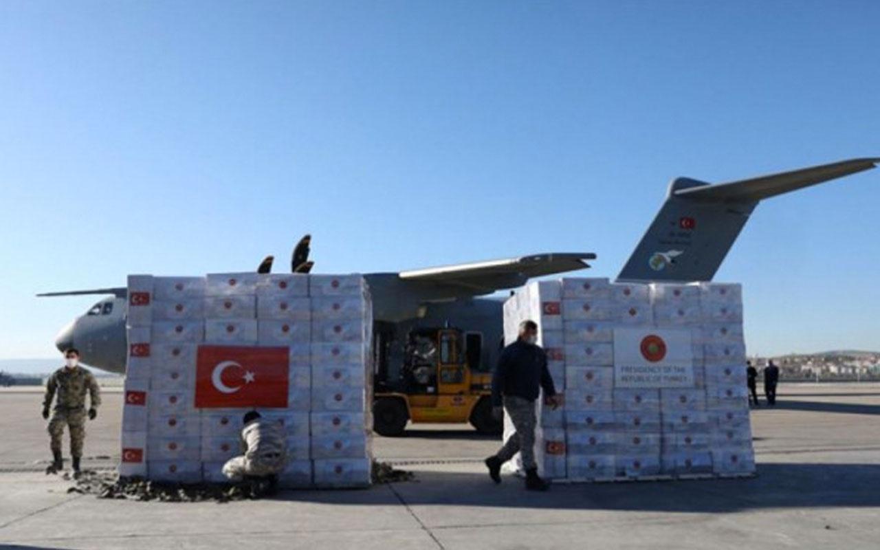 İngiliz medyası duyurdu! Türkiye'den İngiltere'ye tıbbi yardım gönderimi ertelendi
