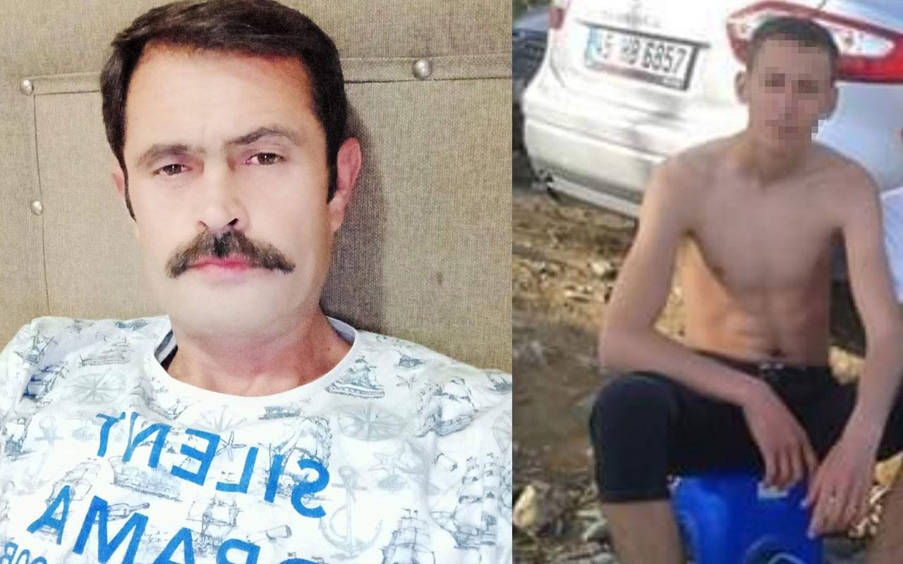 İzmir'de korkunç olay! Cezaevinden tahliye oldu, arkadaşını kafasını ezdi