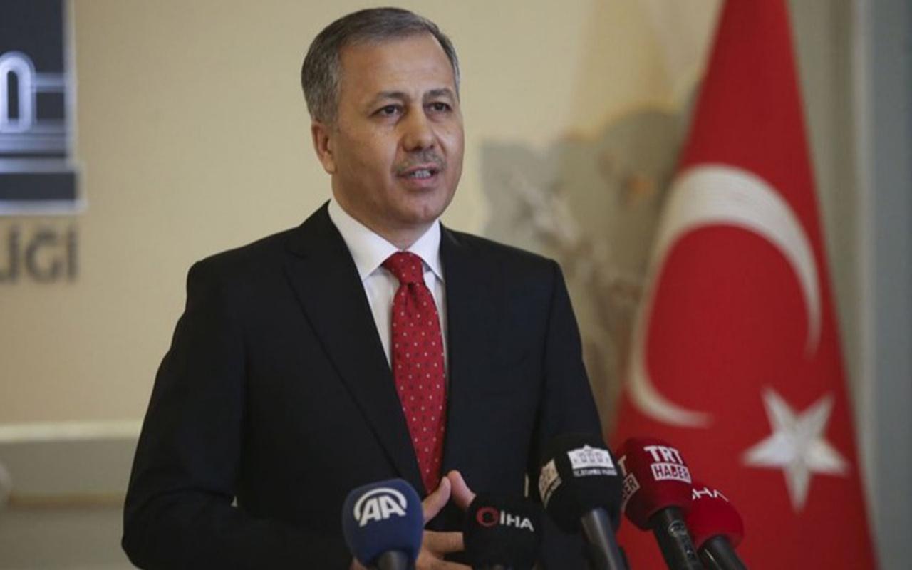 Vali Ali Yerlikaya seyahat izin belgesi için yeni düzenlemeleri açıkladı