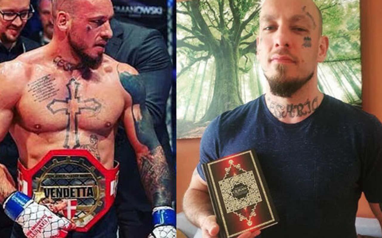 Avusturyalı boksör Wilhelm Ott karantinada Müslüman oldu