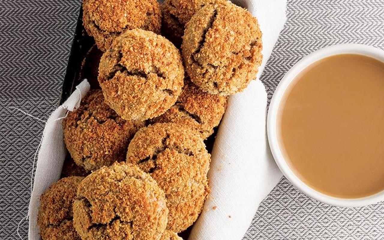 Türk kahveli kurabiye nasıl yapılır kahvekoliklere özel!