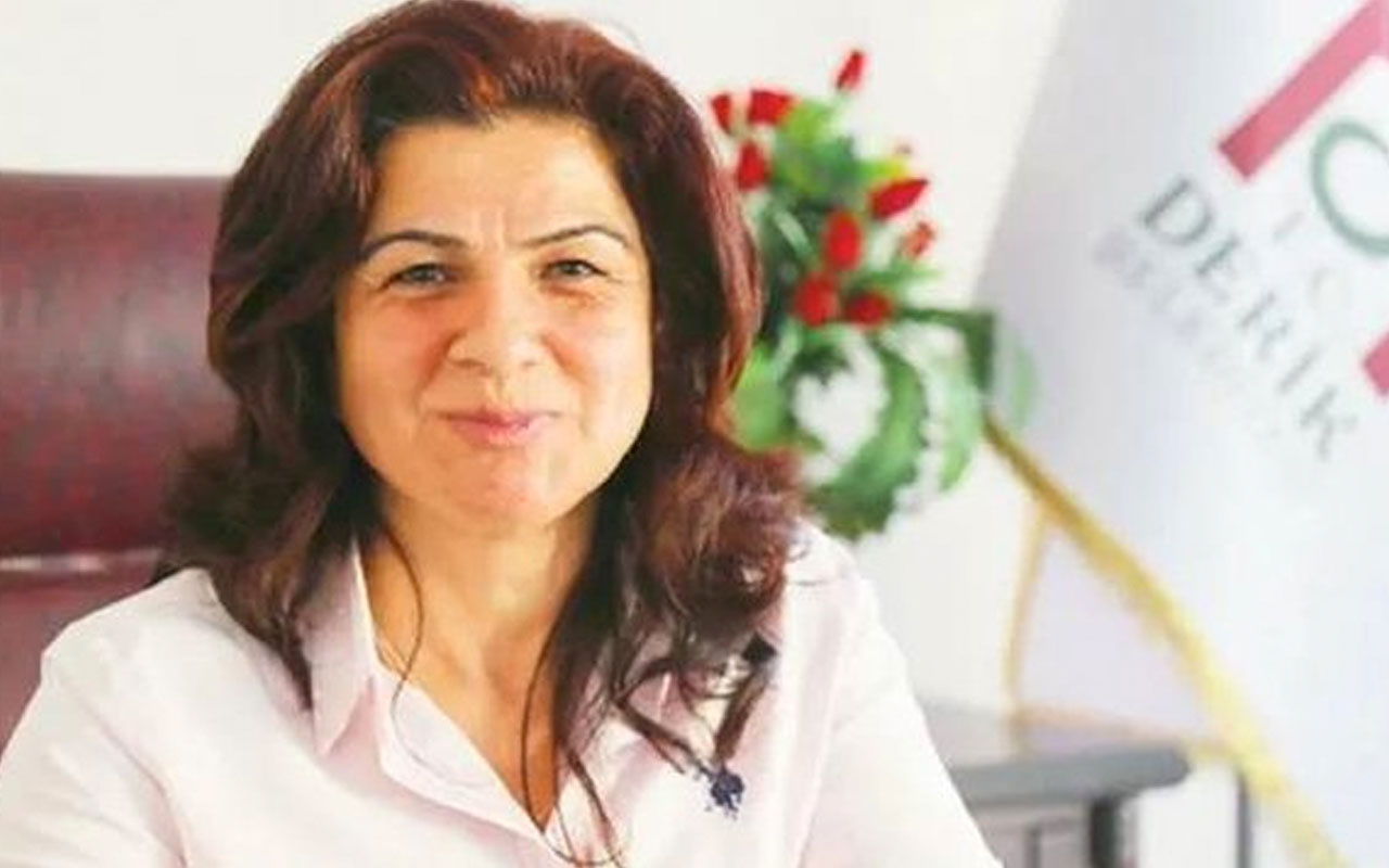 HDP'li Derik eski belediye başkanının evi PKK'nın toplanma merkeziymiş