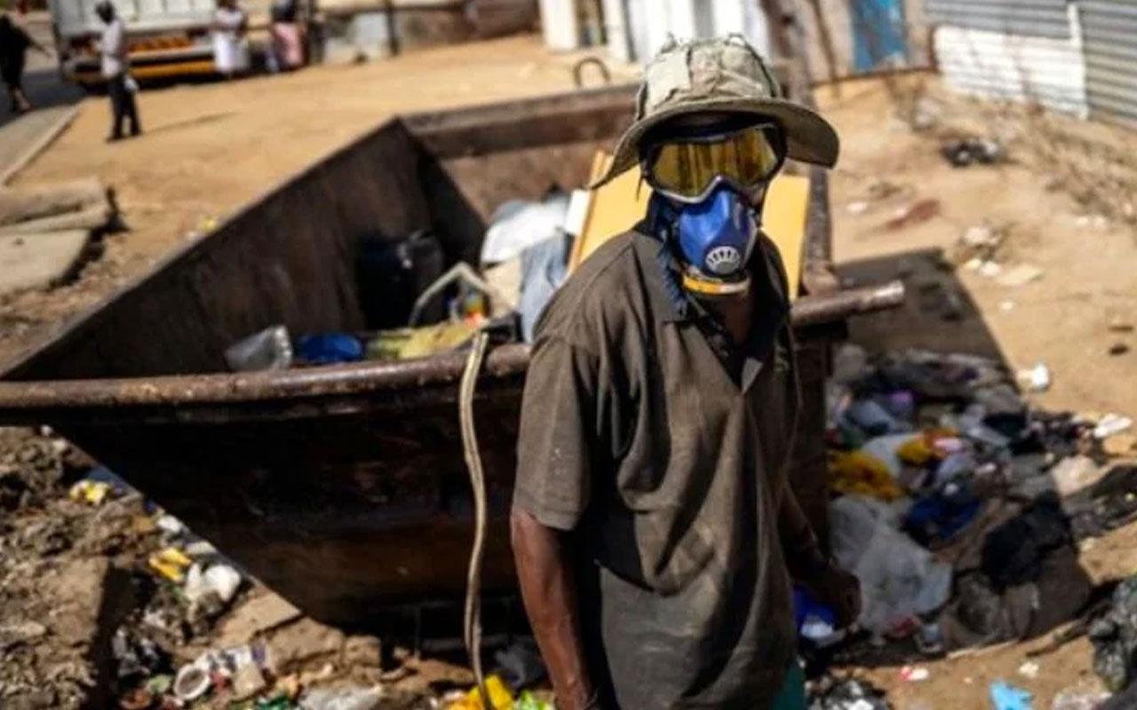 Koronanın gölgesinde kalan Zimbabve'deki malarya salgınında 152 kişi öldü