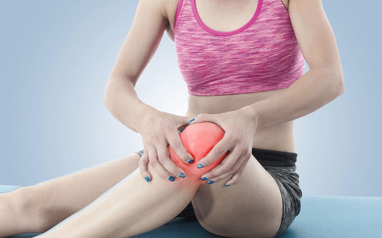 Diz ağrısının çözümü evde yapılabilecek doğal yöntemlerde!