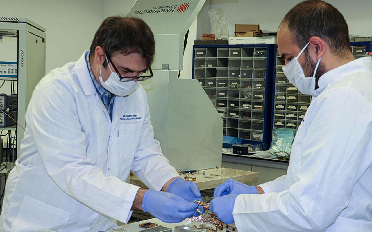 Koronavirüs belirti göstermeden tespit edecek tanı kiti! Dr.Hanay Haziran'ı işaret etti