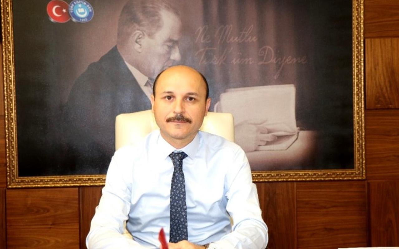 Türk Eğitim-Sen Genel Başkanı Geylan: Atatürk'ü sevmeyen Türk'e hasım olandır