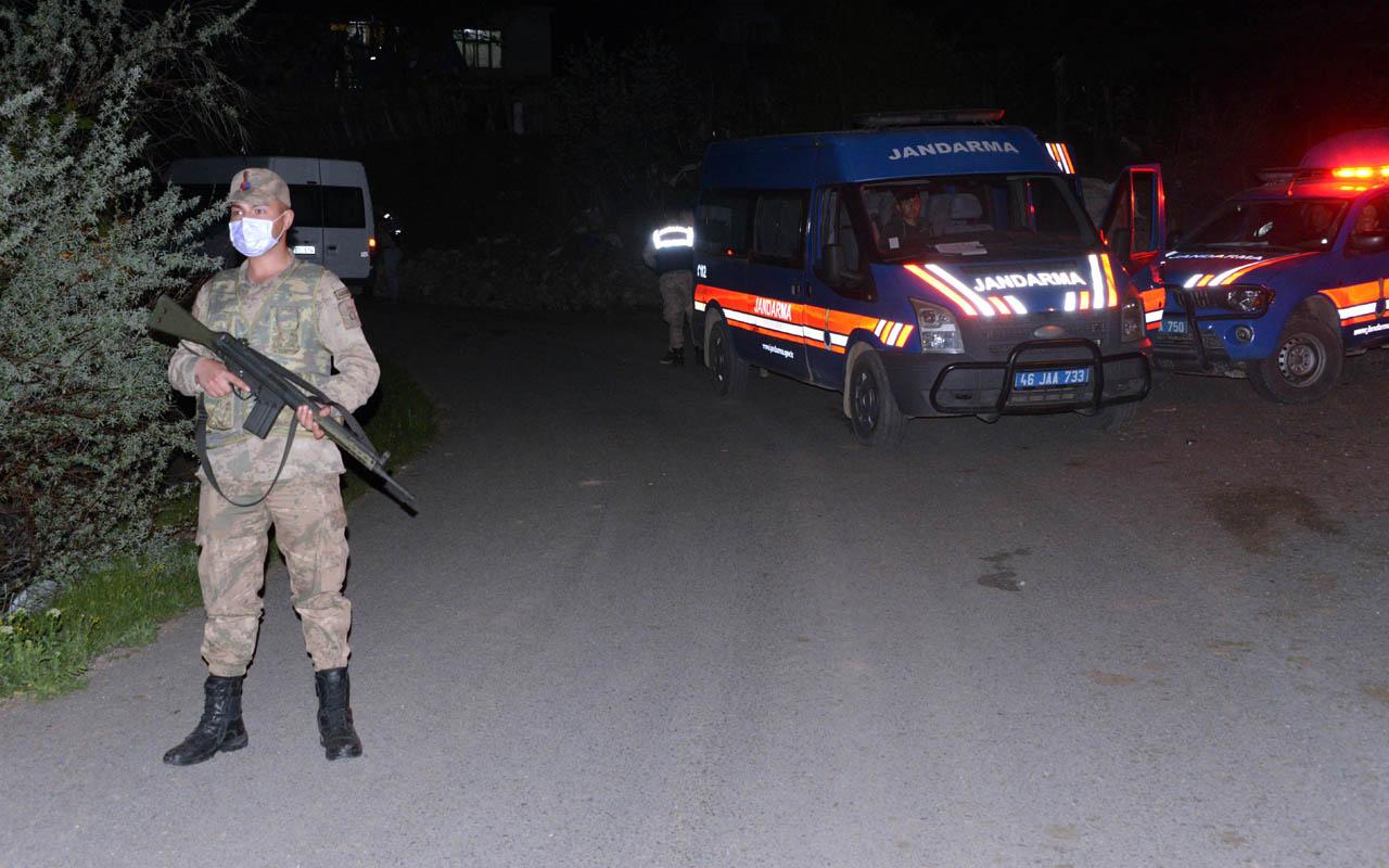 Kahramanmaraş'ta tartıştığı dayısıyla kuzenini öldürdü