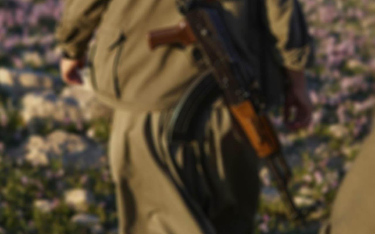 Mardin'de teslim olan PKK üyesi terörist: İntihar eylemine zorluyorlar