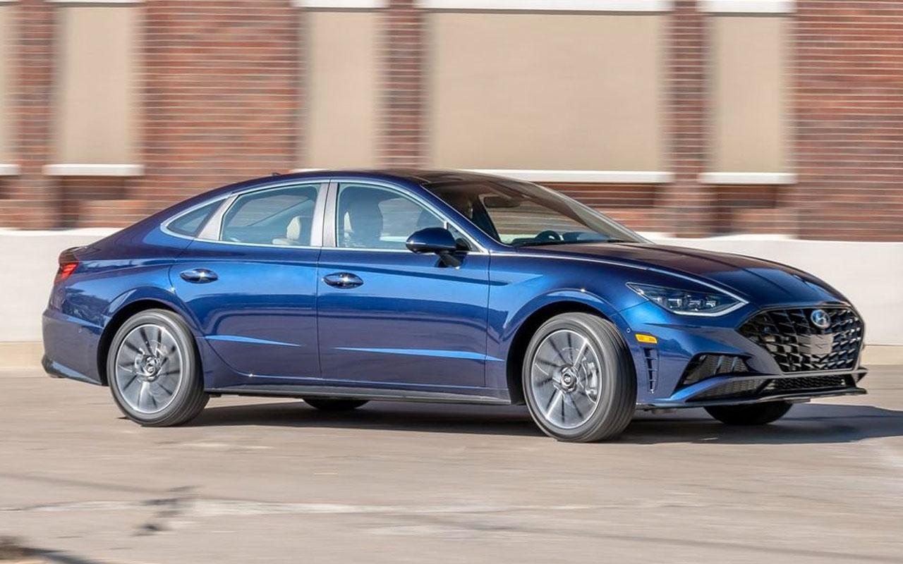 Hyundai, 2020 Sonata modellerini geri çağırdığını duyurdu