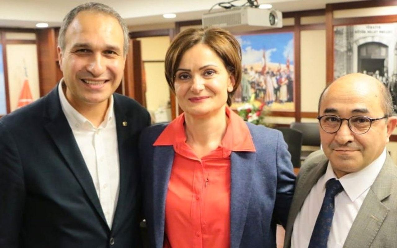 CHP'li Üsküdar İlçe Başkanı rezaletini itiraf etti Canan Kaftancıoğlu onu savundu!