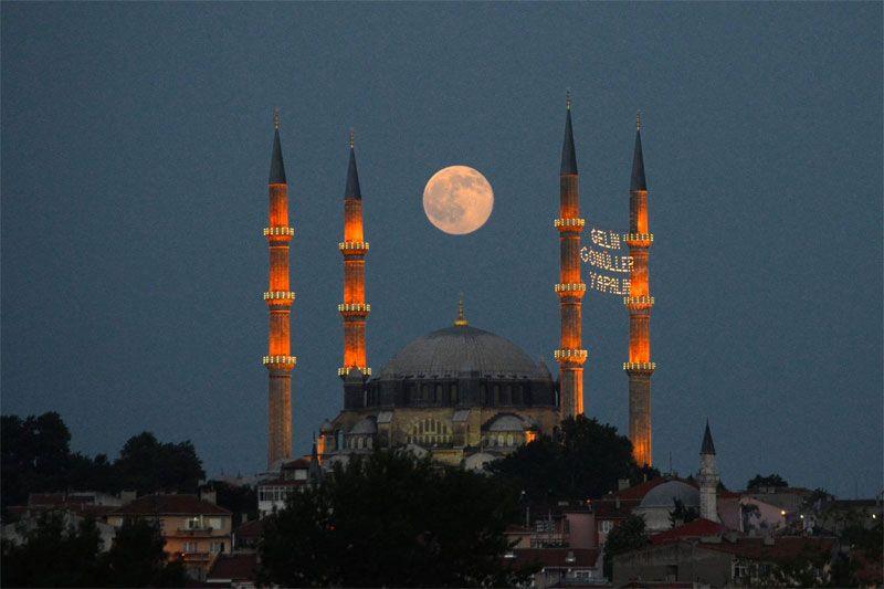 Diyanet İmsakiye takvimi sahur vakti! İstanbul, İzmir, Ankara, Bursa iftar saati