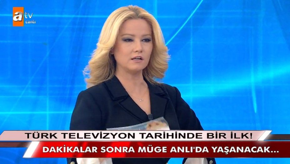 Müge Anlı hamile yalanını ortaya atan Burhan Akdağ böyle geri adım attı