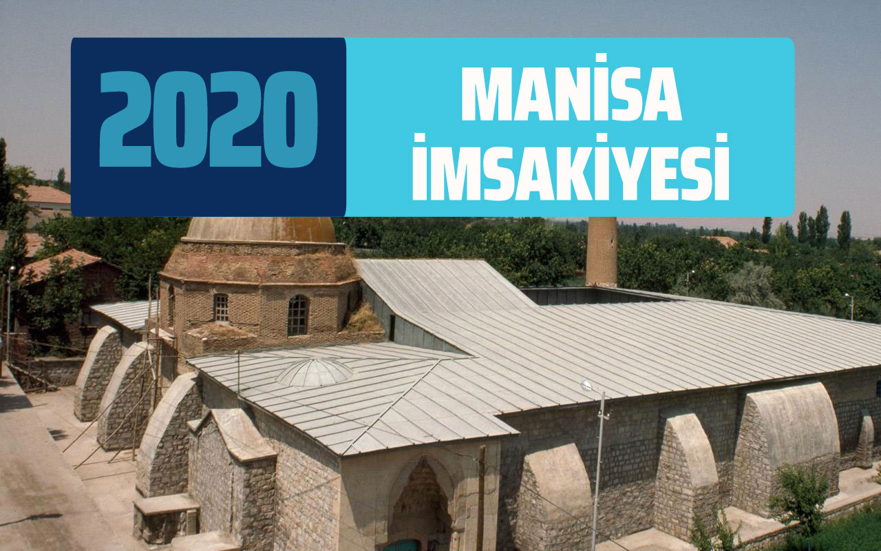 Manisa İmsakiye 2020 sahur imsak vakti! Malatya iftar saatleri