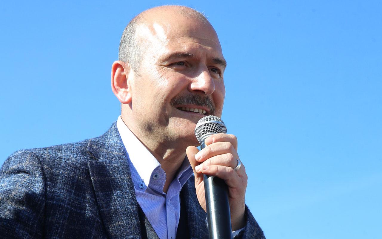 İçişleri Bakanı Süleyman Soylu'dan 23 Nisan paylaşımı