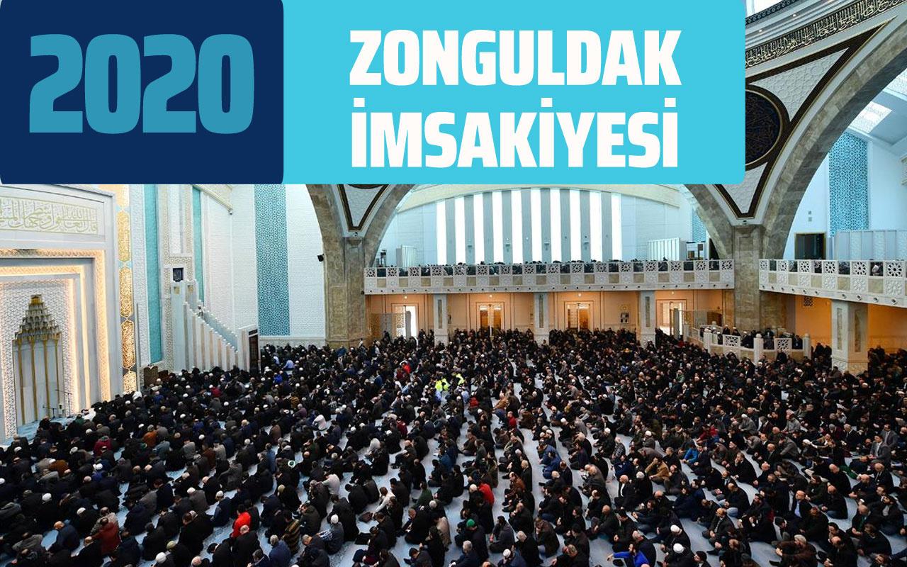 Zonguldak imsakiye 2020 sahur vakti! Zonguldak iftar imsak saati