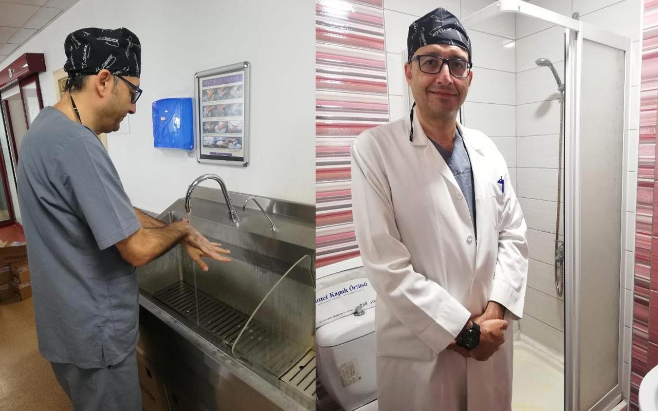 Bilim Kurulu Üyesi Prof. Dr. Yamanel kendini ve ailesini koronavirüsten nasıl koruyor