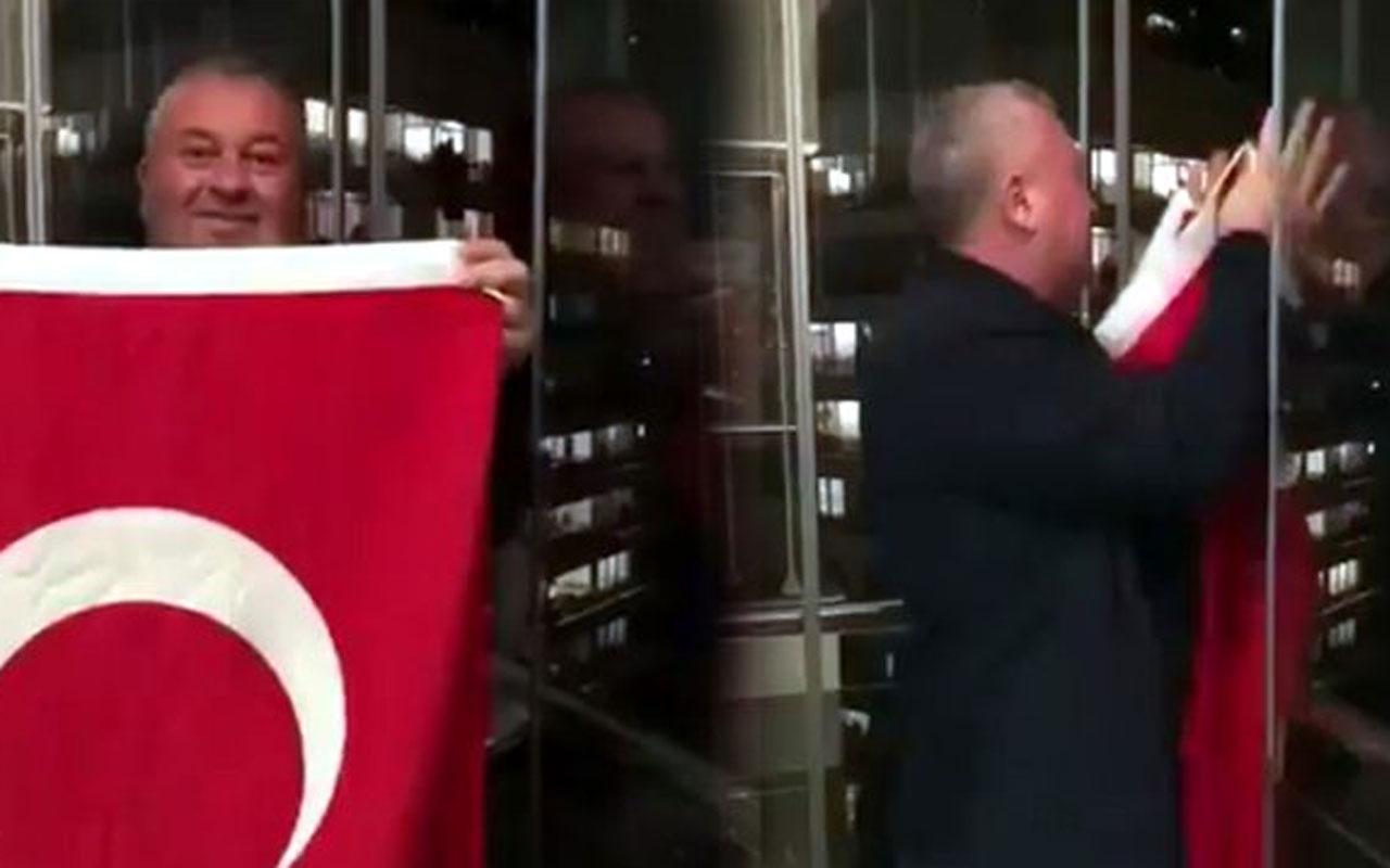 İstiklal Marşı'na ilginç yorum! MHP'li Enginyurt tepki gelince sildi