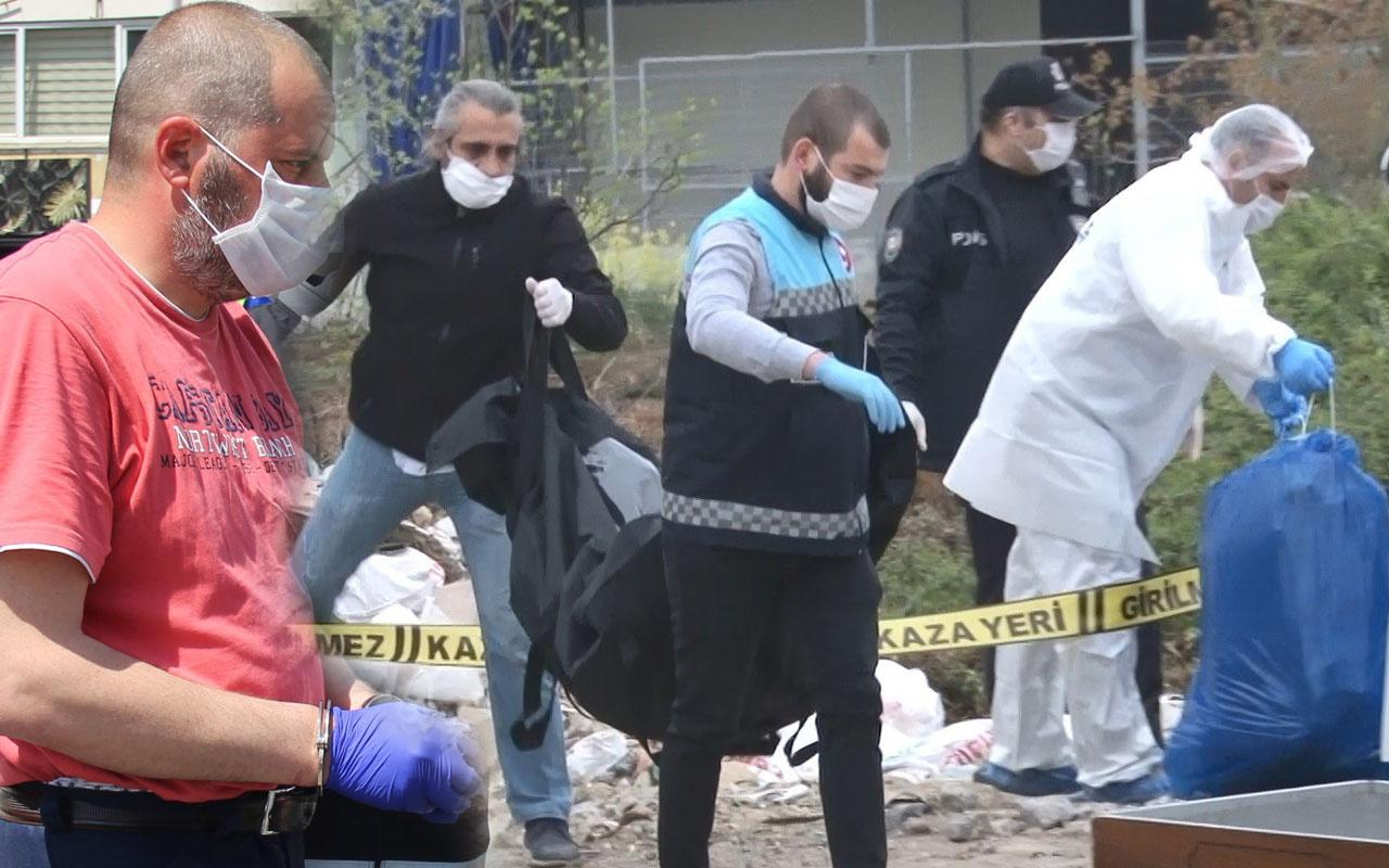Çuvaldaki ceset! 18 yıl önceki korkunç cinayeti korona temizliği ortaya çıkardı!