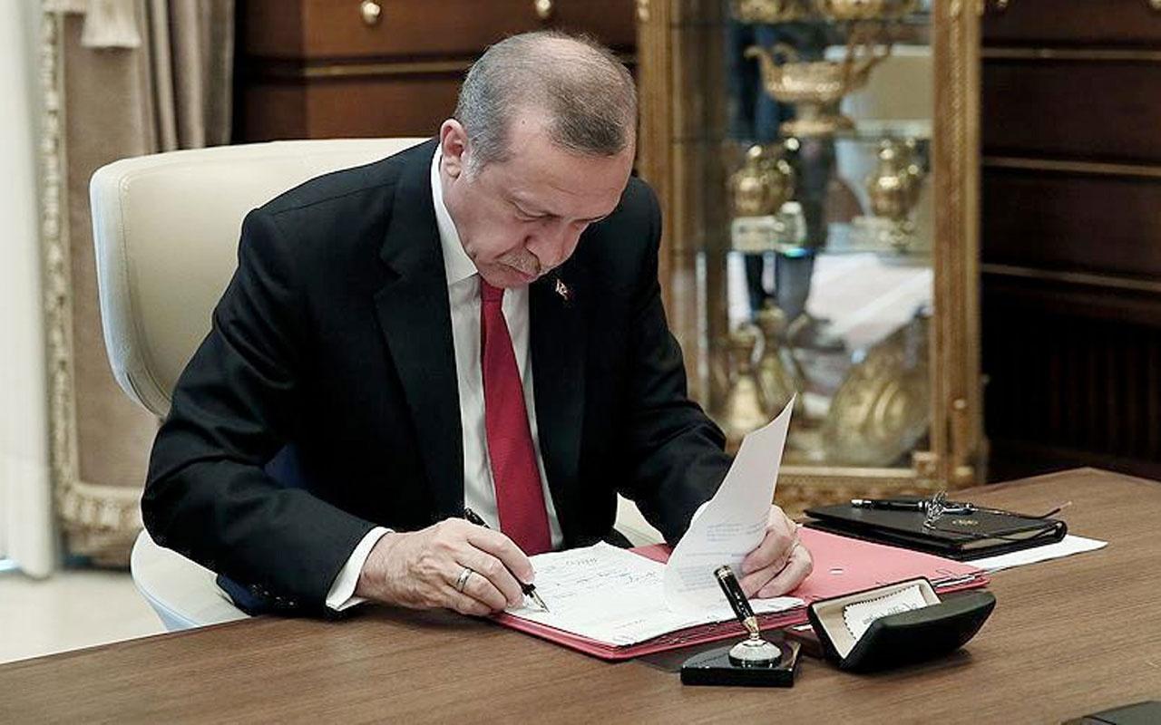 Bir çok kurumda atama ve görevden alma var Cumhurbaşkanı Erdoğan imzaladı