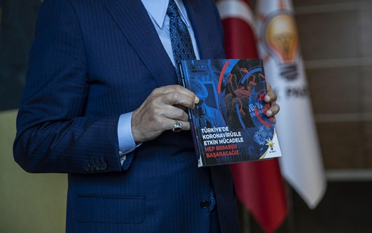 AK Parti'den koronavirüs salgını mücadele kitabı tüm adımlar yer alıyor