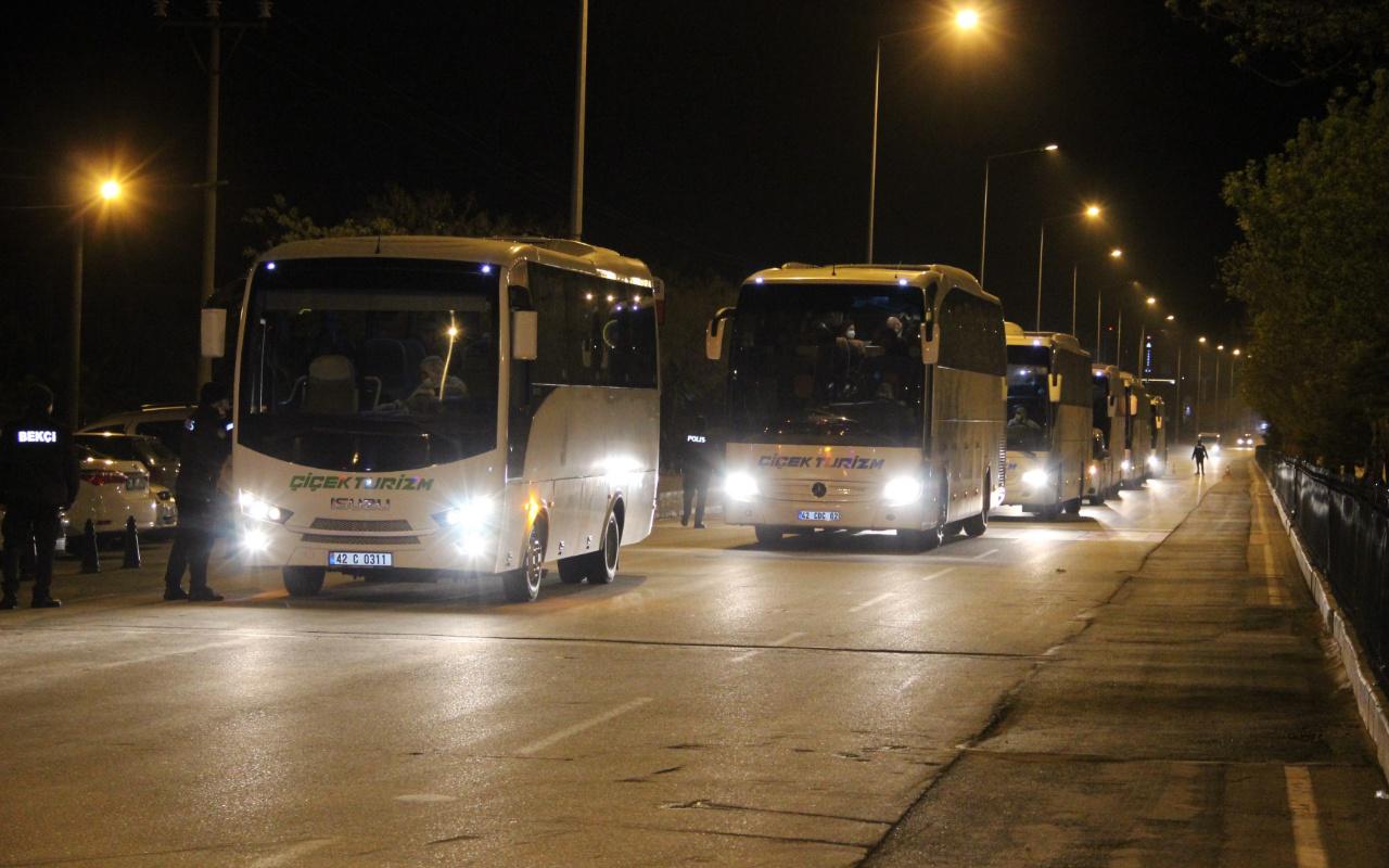 Yurt dışından 40 binden fazla Türk vatandaşı ülkeye getirildi!