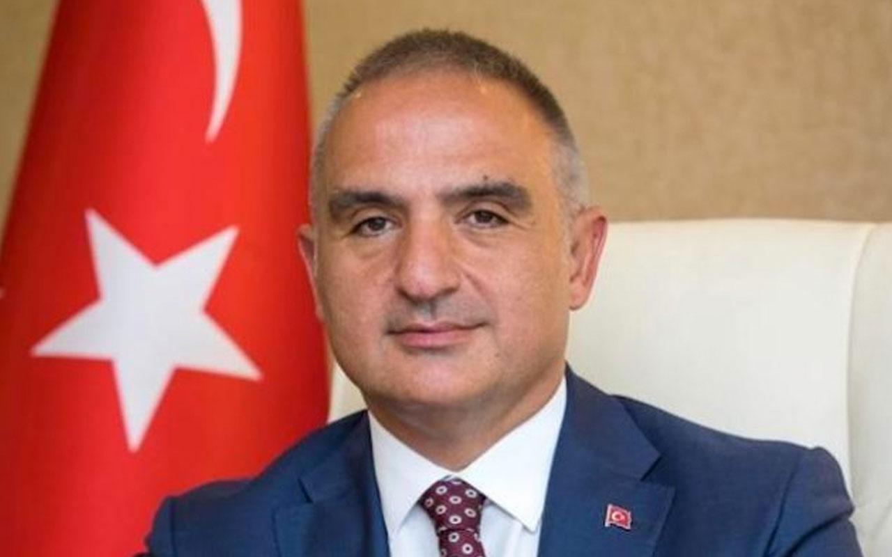 Bakan Mehmet Nuri Ersoy iç turizm sezonu için tarih verdi