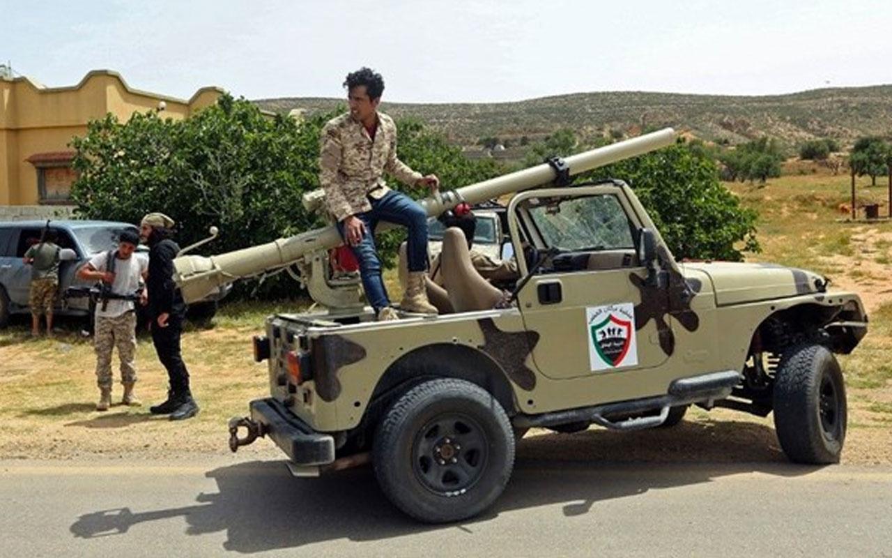 """Avrupa'dan Libya'da """"insancıl ateşkes"""" çağrısı"""