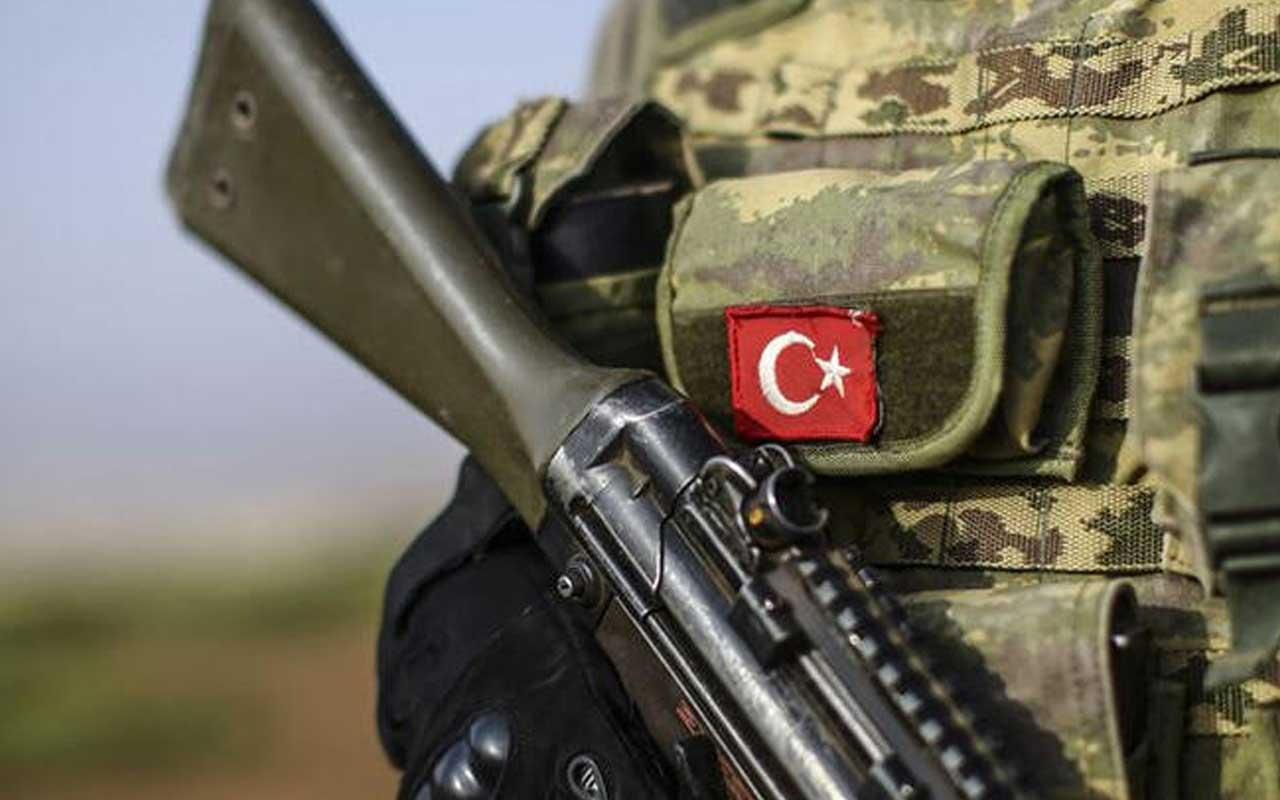 MSB'den Haftanin üs bölgesine yapılan saldırıyla ilgili açıklama