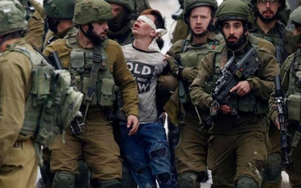 İsrail güçleri Kudüs'te 4 Filistinliyi gözaltına aldı